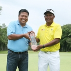 champion mr tony lascuna and mr julian domingo,ictsi executive,mindanao division