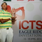 champion 2015 ictsi eagle ridge invitational arie irawan