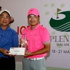 champion miguel tabuena with mr teboy javier,gm_golf dir.,splendido golf club