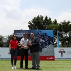 jay bayron champion with malou marasigan-vp,reputation mngmt,aboitiz with sen.jv ejerceto-president,wack-wack golf and country club