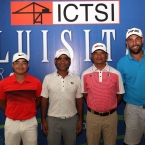 the former Phil Open champion will show their strength for the luisita championship tour