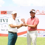 florian conception-president,riviera golf and country club with clye mondilla 2017 champion ictsi riviera classic(PGTA)
