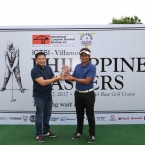 mr.jupiter kalambakal,pr officer ,ictsi and clyde mondilla