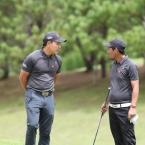 south team captain hong given advice to his player baybay