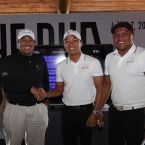 the captains of north artemio murakami and south charles hong with their co captain mico alejandro and marvin dumandan