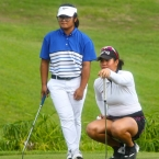 del rosario with caybyab in hole 9