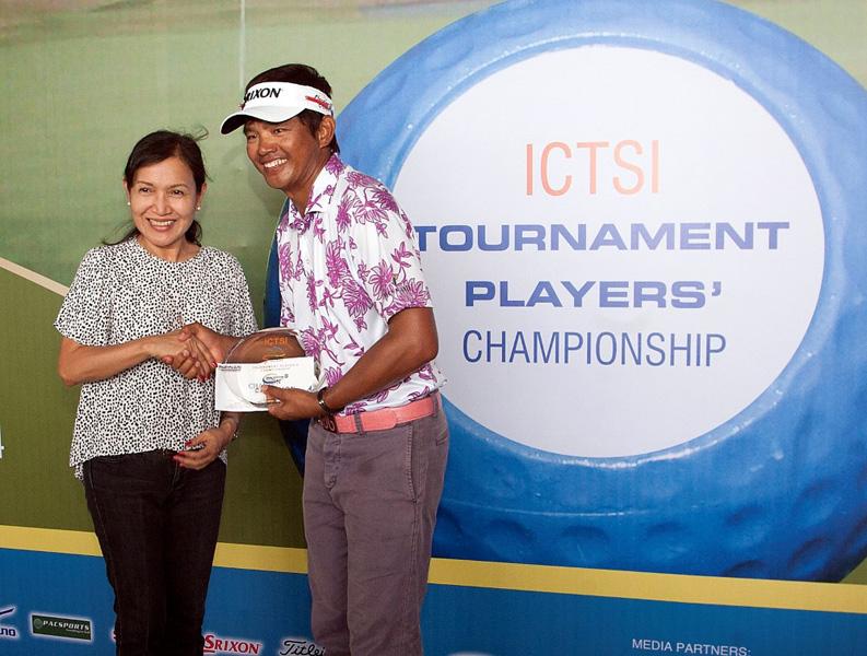 champion mars pucay with ms nana soriano-ictsi pr head