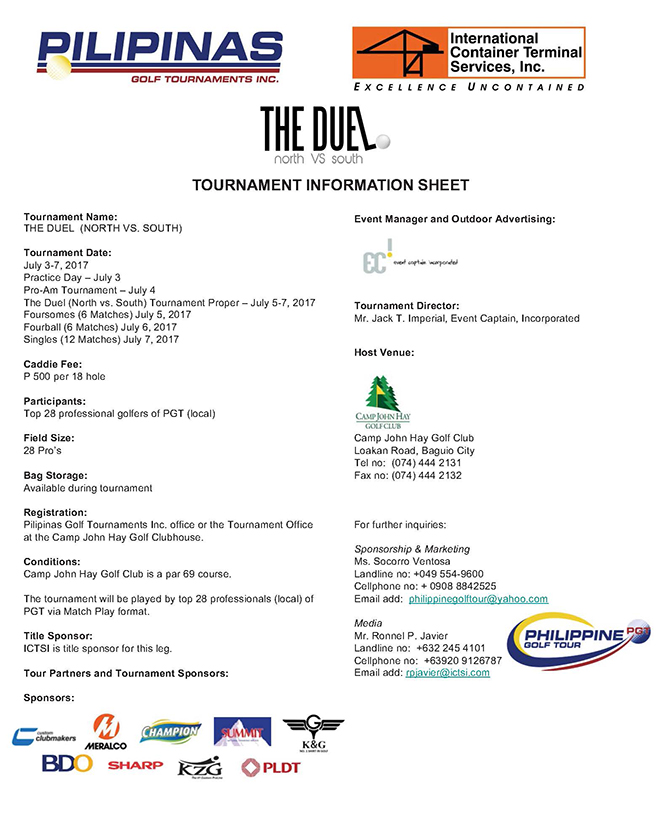 The Duel 2017