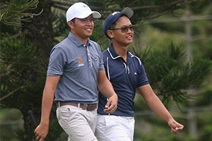 ICTSI National Pro-am Open: Gamolo-Magcalayo ties for Nat'l Pro-am lead with 68