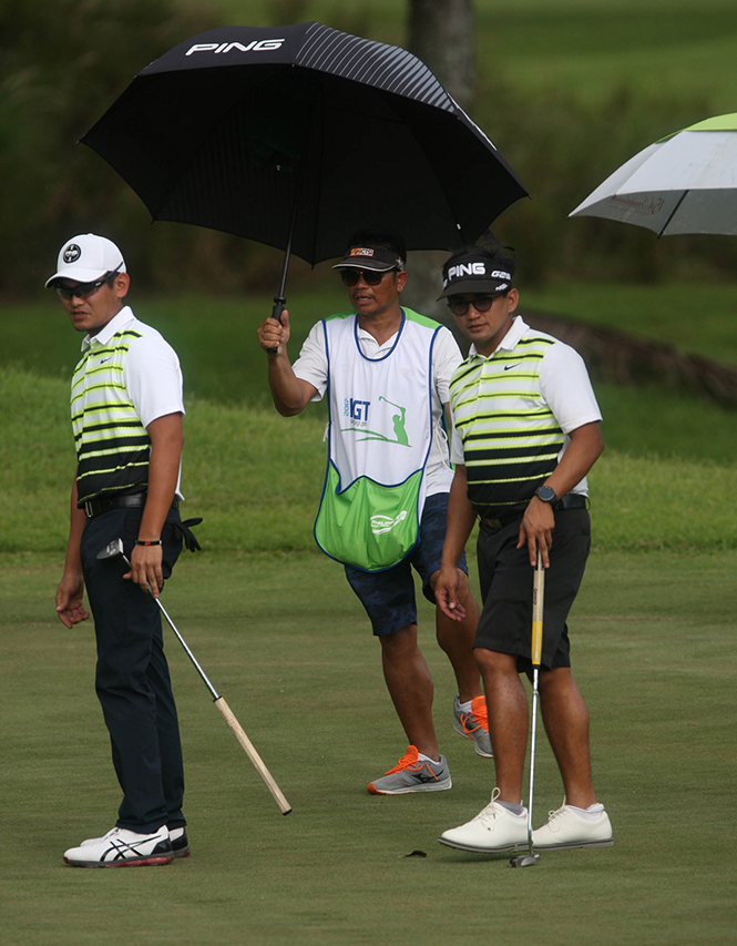 Philippine amateur golf really. agree